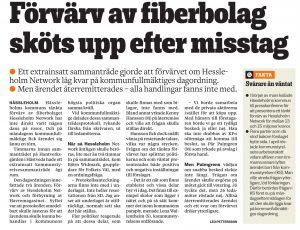 Kristianstadsbladet 2016-04-26